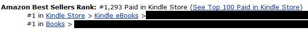 Non marketing Kindle niche