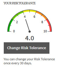 wealthfront risk tolerance